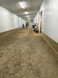 halls to more barns