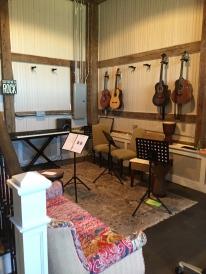 music room in school