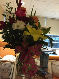 flowers from Classic company