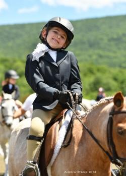 Saddle girls brooke banner show